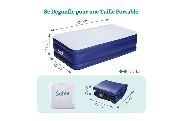Sable SA-HF034 avis