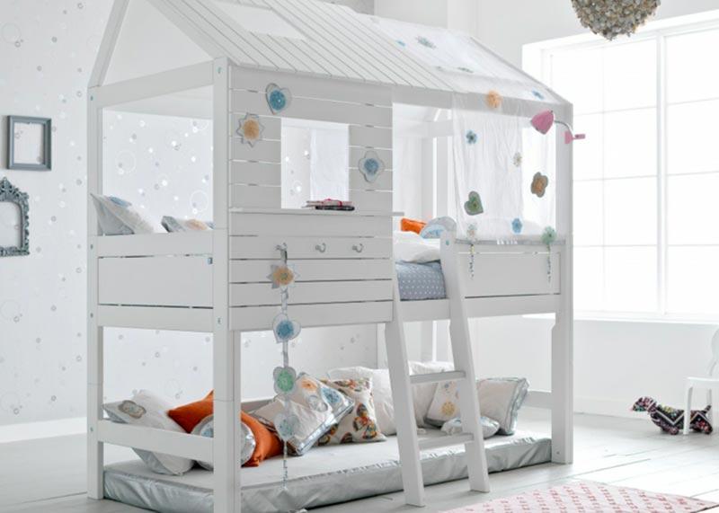 quel lit cabane choisir conseils de la r daction. Black Bedroom Furniture Sets. Home Design Ideas