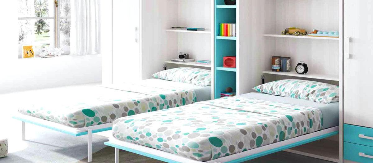 Comparatif du meilleur lit escamotable guide janvier 2020 - Lit armoire escamotable electrique ...