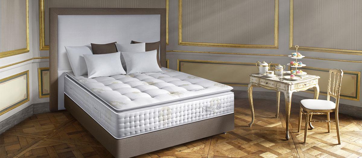 comparatif du meilleur matelas haut de gamme guide f vrier 2019. Black Bedroom Furniture Sets. Home Design Ideas