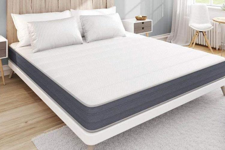 usinestreet memory first matelas m moire de forme test. Black Bedroom Furniture Sets. Home Design Ideas