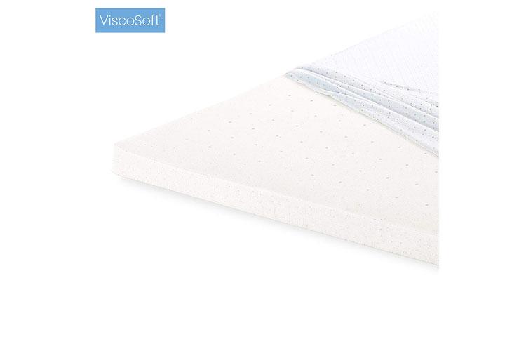 ViscoSoft - Surmatelas Memo test