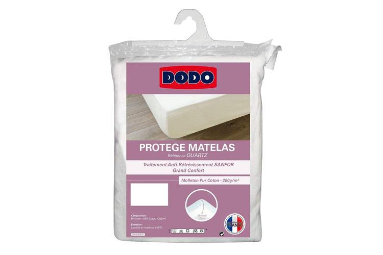Dodo protège-matelas en molleton protège-matelas