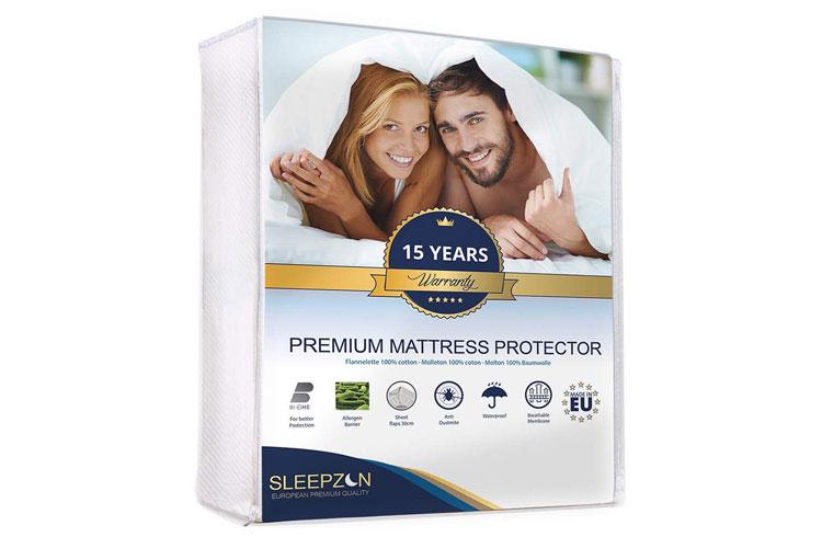 SLEEPZEN Protège Matelas Imperméable protège-matelas