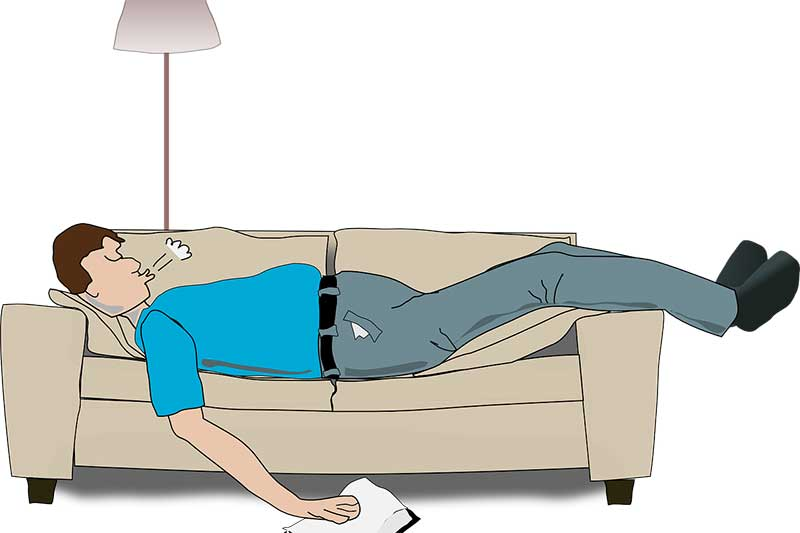 comment dormir ronflement