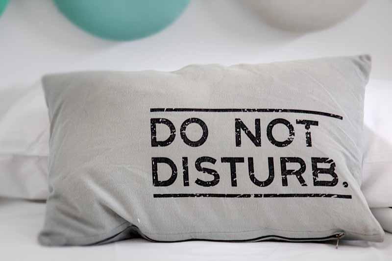 oreiller pas cher