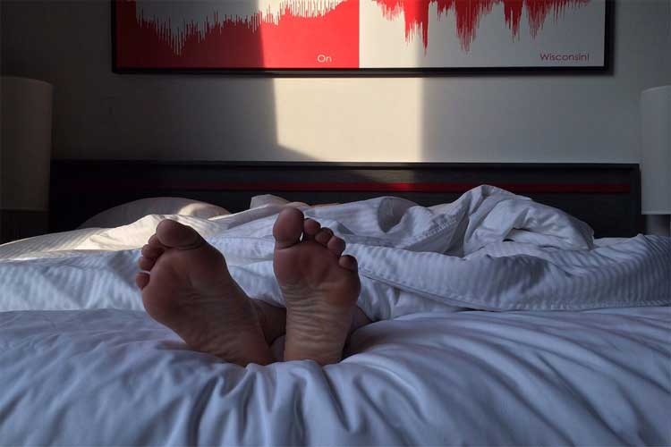 trouver sommeil rapidement