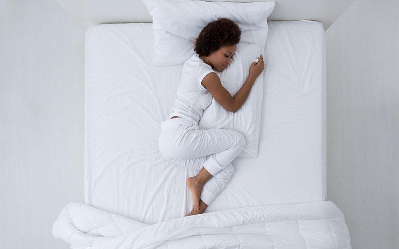 position dormir opération mammaire