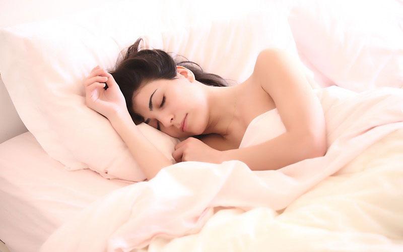 côté pour dormir femme enceinte