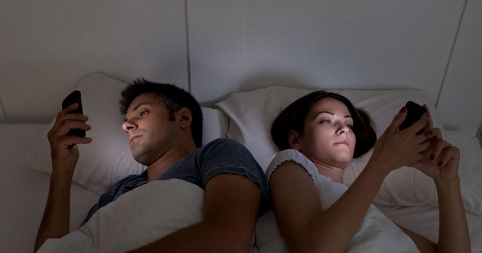 etude troubles sommeil français confinement