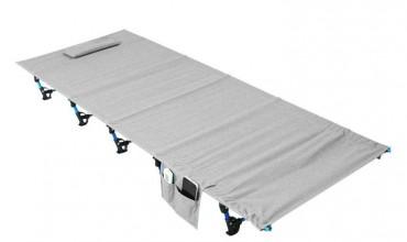 Luufan Pliant : un lit de camp en alliage d'aluminium très léger