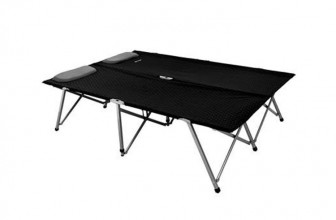Outwell 470047 Posadas : le lit de camp issu de la collection Blacktop