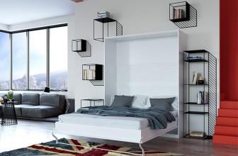 SMARTBett Blanc : pourquoi acheter ce modèle de lit escamotable?
