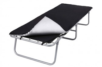 Songmics GCB20H : ce lit de camp sera-t-il à la hauteur de vos attentes?