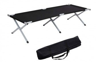 Songmics GCB21H : à qui convient ce modèle de lit de camp?