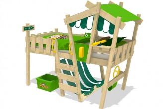 WICKEY CrAzY Hutty : un lit cabane très original pour ravir votre enfant