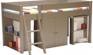 Weber Industries 213543 : le lit cabane combiné idéal pour votre enfant